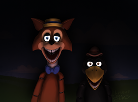 We're coming to murder you by AdolfWolfed4Life