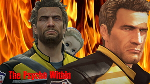 Dead Rising 2 Chuck Greene The Psycho Within by SOLIDCAL