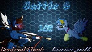 Pony Kombat New Blood 4 Round 1, Battle 5 by Macgrubor