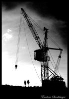 The construction site by EmelinaS