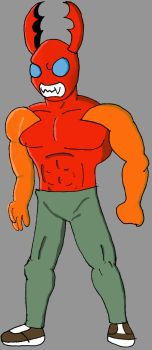 Bettle-Man color test by rrojas11