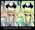 Photoshop Coloring Tutorial 2 by Cutspring