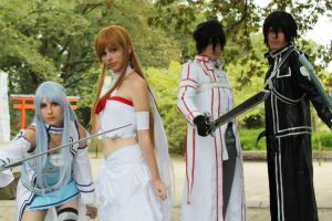 SAO cosplay - I'd recall every memory by sakykeuh