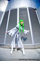 C.C. - Code Geass by blanklogo