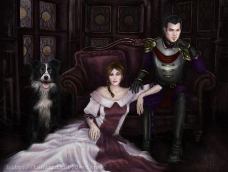 Fable 3: Family Portrait by Tanzanight