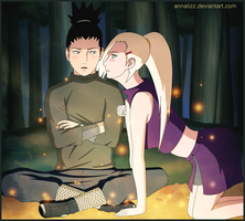 Look at me Shika by Annalizz