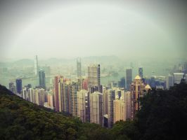 Hong Kong by choulian