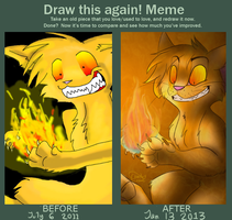 Draw THIS again by CrunchyCrowe