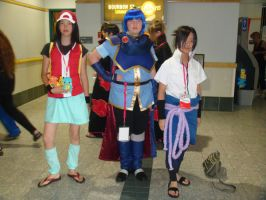 Pkmn,Marth,Sasuke-Animethon 15 by Blind-Fox