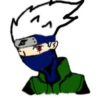 Kakashi by everybodyin