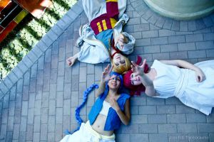 Magi: The World of Friendship by JoiFuLStudios