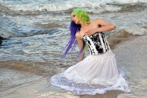 Kate - bride of the sea 4 by wildplaces
