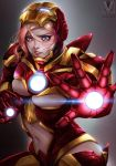 Iron Girl by mr-Vy