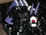 Seathost plushie by Suladent