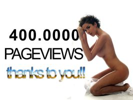 400.000 pageviews by josemanchado