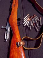 Mosin Nagant by Rhathar