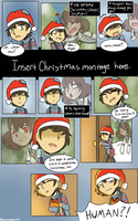 Steamtale Christmas Extraordinaire (pg. 3) by beanbagbrianna