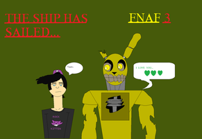 Ship Has Sailed by TheUltimateSpiderFan