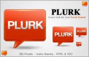 Plurk - Custom Icon by SacrificialS