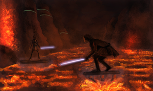 Duel of the fates by leseraphin