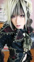 Yo-Ka Diaura by Ruki-the-Gazette