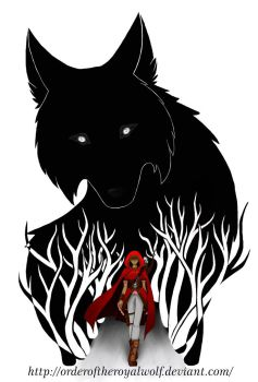 Little Red Riding Hood by OrderOfTheRoyalWolf