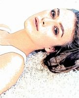 Keira Knightley Colors by AneRainey