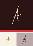 A /// Typography by cats-and-castello