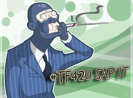 Weed Sapper by Trace-101