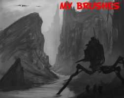My Brushes by Concept-Cube