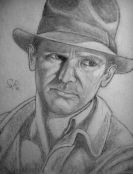 Indiana Jones by Art-Diversity