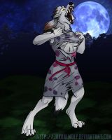 OSC: The Law of Lycanthropy: Rin Edition by JakkalWolf