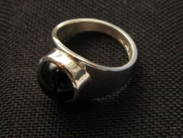 Onyx ring by timjo