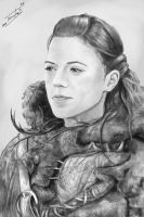 Ygritte by Tomtaj1