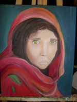 afghan girl by crotchless-panties
