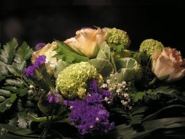 Bouquet by stock1-2-3
