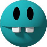 Bucktooth 3D by ALCHEMlST