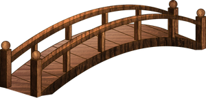Stock 26 ''Bridge'' by Blackmoons32