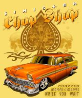 Sinister Chop Shop by DannyMacStudio