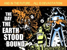 The Day The Earth Stood Bound by Kaigetsudo