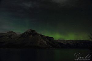 The Northern Lights by ThisWomanWanders