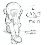 I can't fix it by faster-by-choice