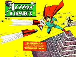 Action Comics 56 by Superman8193