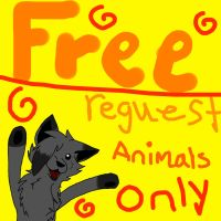 FREE requests by wolvesforever122
