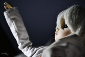 Where are you ? V by AidaOtaku-BJD