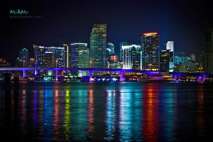 Miami by venomxbaby