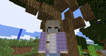 Minecraft Commission Preview by AddiJ