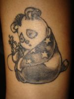My panda by pandaink
