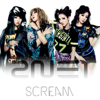 2NE1: SCREAM 5 by Awesmatasticaly-Cool