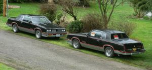 Olds double vision by finhead4ever